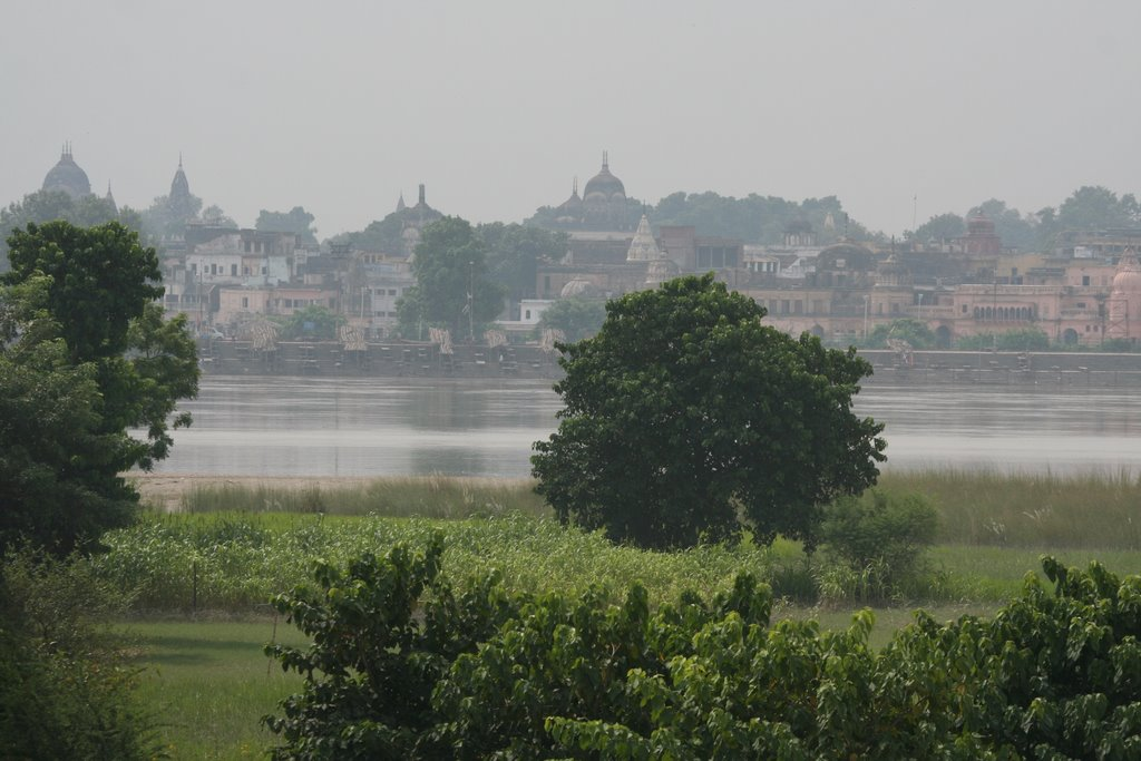 Ayodhya. Credit: Wikimedia Commons