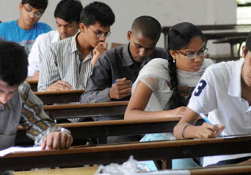 Representative image of an exam. Credit: PTI