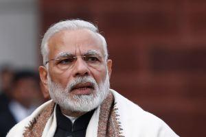 Prime Minister Narendra Modi. Credit: Reuters/Adnan Abidi