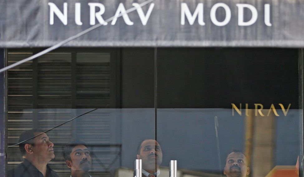 Investigation agencies are saying that the size of the Nirav Modi scam may be bigger than Rs 11,000 crore. Credit: Reuters