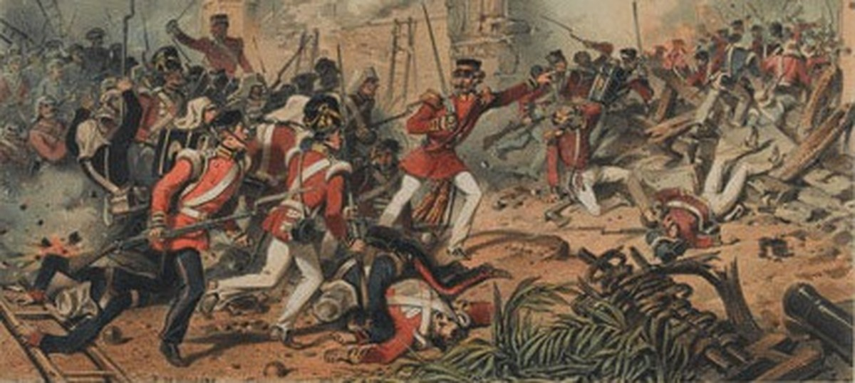 A Rare Peek Into the Revolt of 1857, the First War to Be Caught on Camera in India