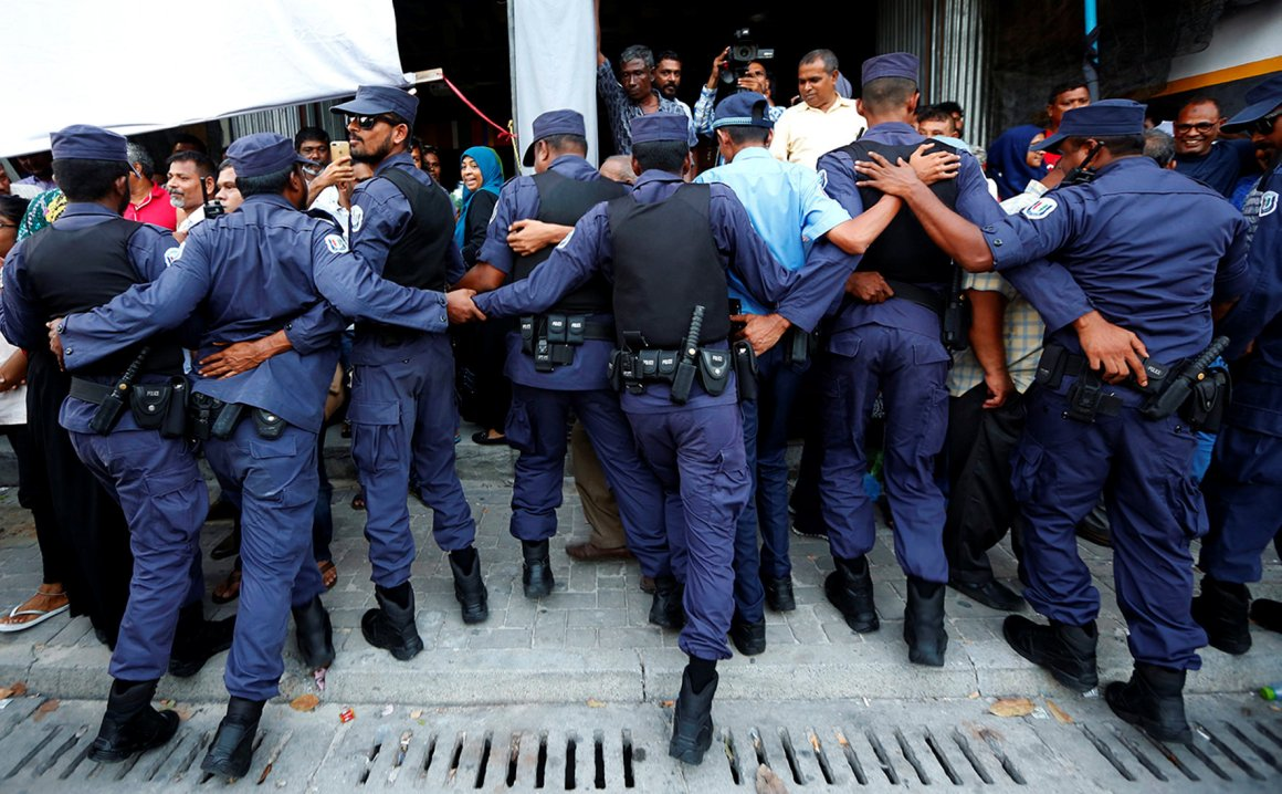 Maldives  Prosecutor Calls Extension of State of Emergency  Unconstitutional