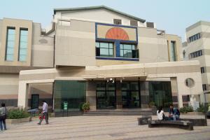Satyawati College. Credit: College website