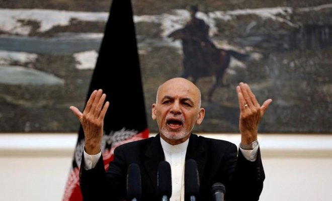 Why Ashraf Ghani's Peace Offer to the Taliban Is Doomed to Fail