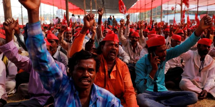 Farmers' Long March 2.0 Set to Begin as Demands Remain Unfulfilled