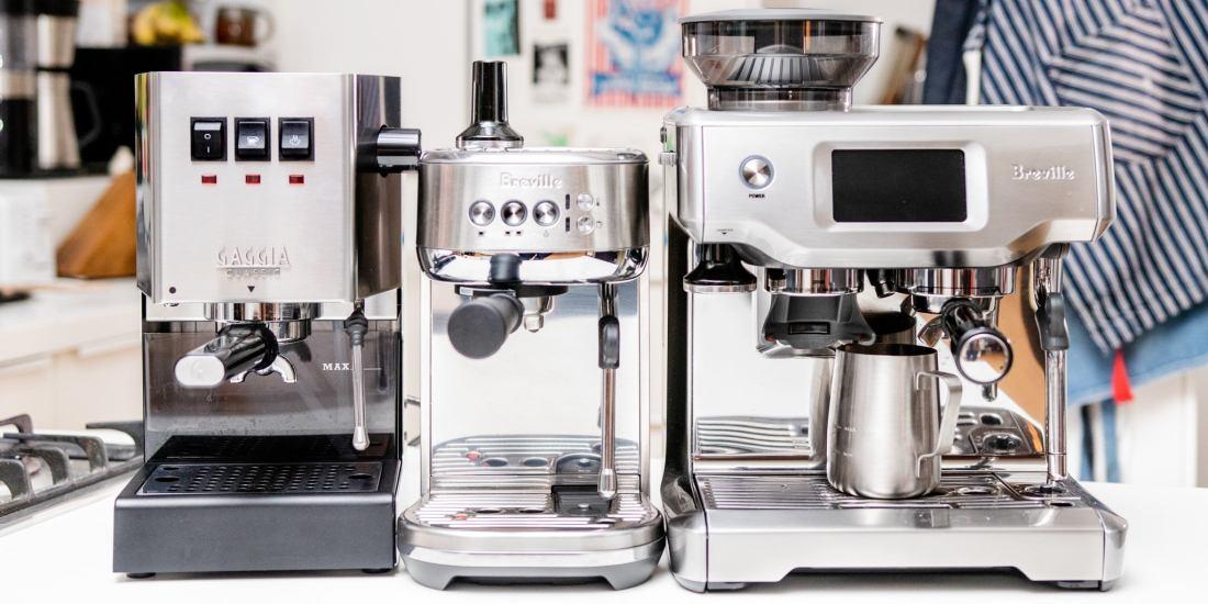 Máy pha cà phê espresso tốt nhất cho người mới bắt đầu