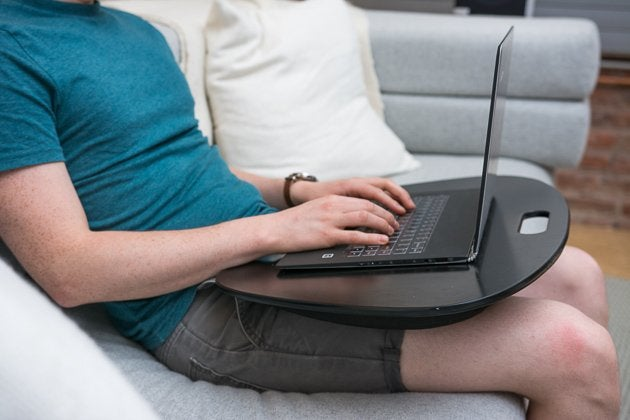 The Best Lap Desk  Reviews by Wirecutter   A New York Times Company lap desk honey can do portable lap desk