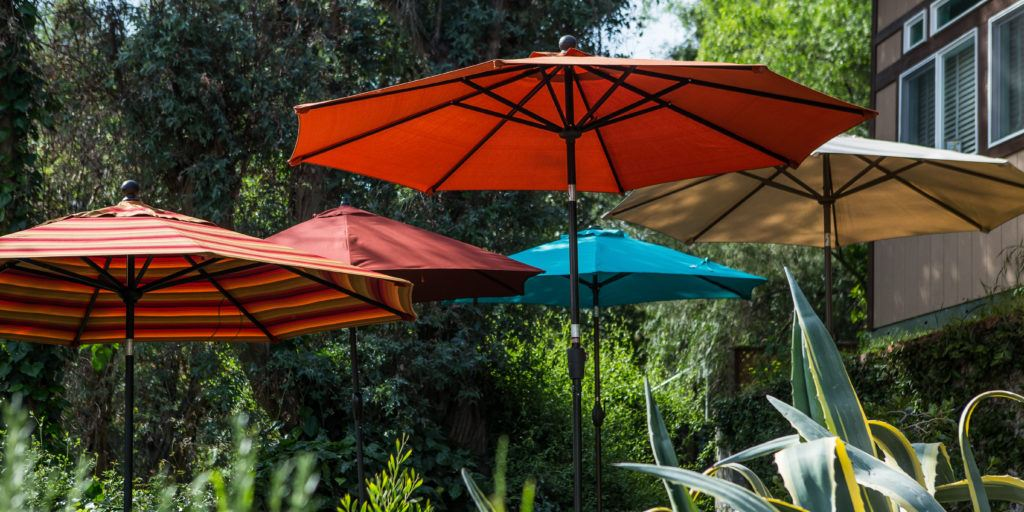 The Best Patio Umbrella And Stand: Reviews By Wirecutter