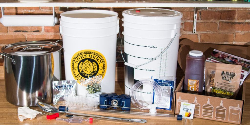 Craft beer home brew kit reviews for Best craft beer kit