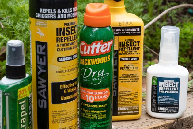Best Bug Repellents 2020 Reviews By Wirecutter