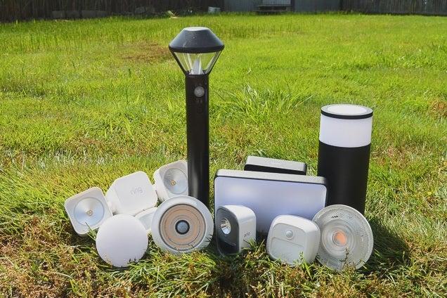 the best smart outdoor lighting for