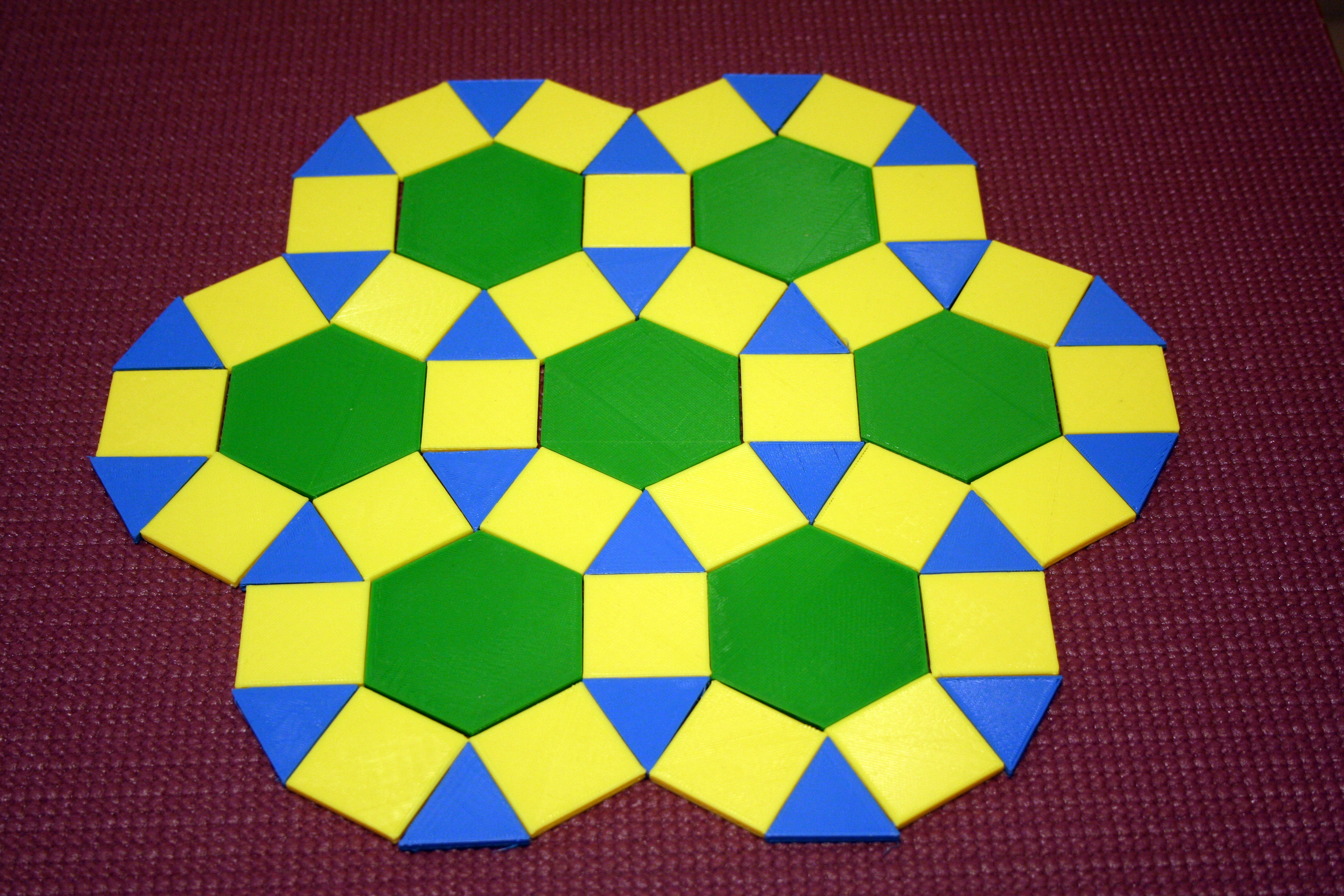 Tessellations Hands On Math By Miguelaugusto
