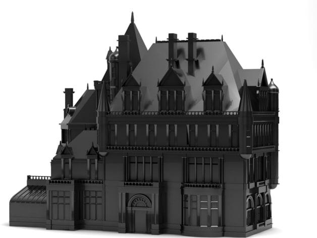 Cornelius Vanderbilt II Mansion NYC By JonMonaghan
