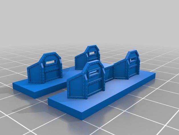 3d printed defensa aegis biancaW
