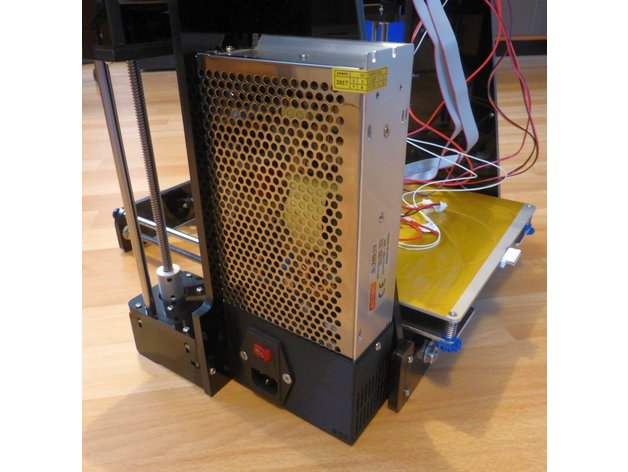 Anet A6 Power Supply Cover Upgrade By Area51