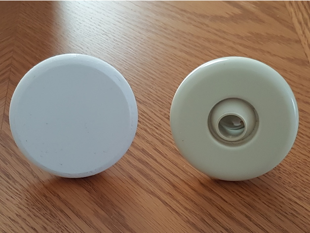 Jet Tub Plug Set By Mpmpmp Thingiverse