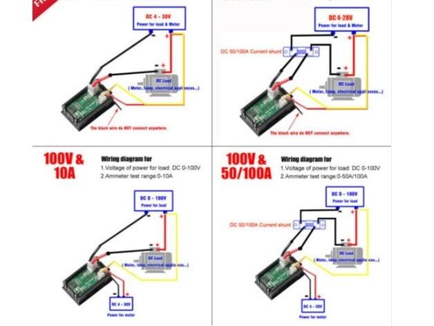 volt/ammeter casecbase  thingiverse