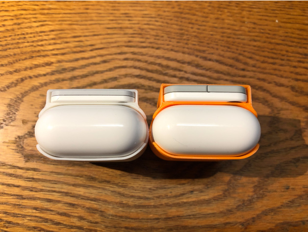 apple airpods tile sleeve cover by