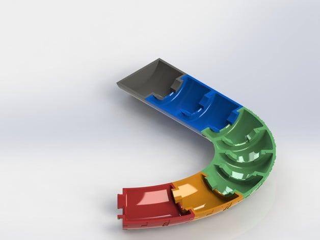 1 625 exhaust header fabrication kit