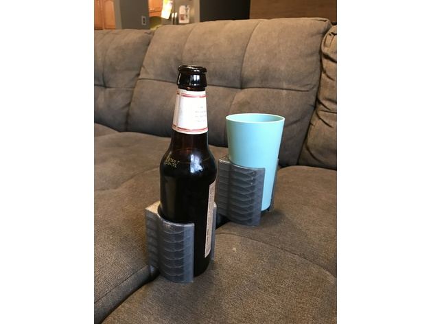 couch cup holder by kerthg thingiverse