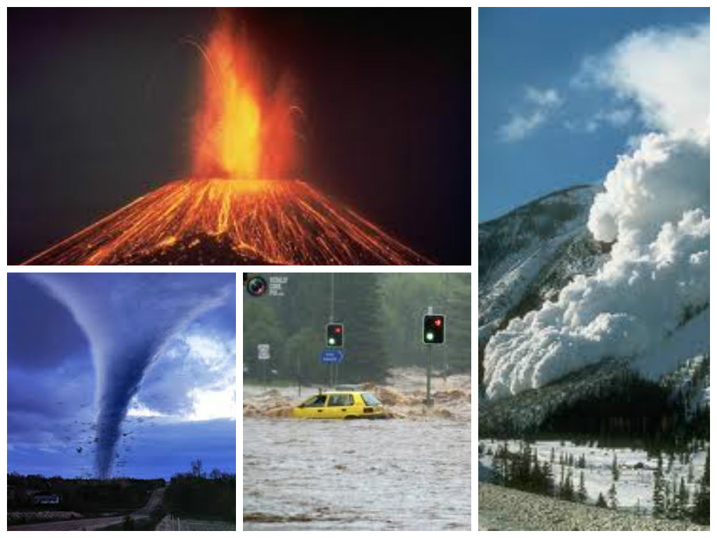 Natural Disasters Collage By Jadon