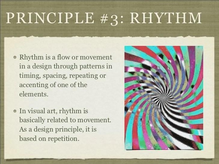 Rhythm Movement What And Shows Artist Their Art