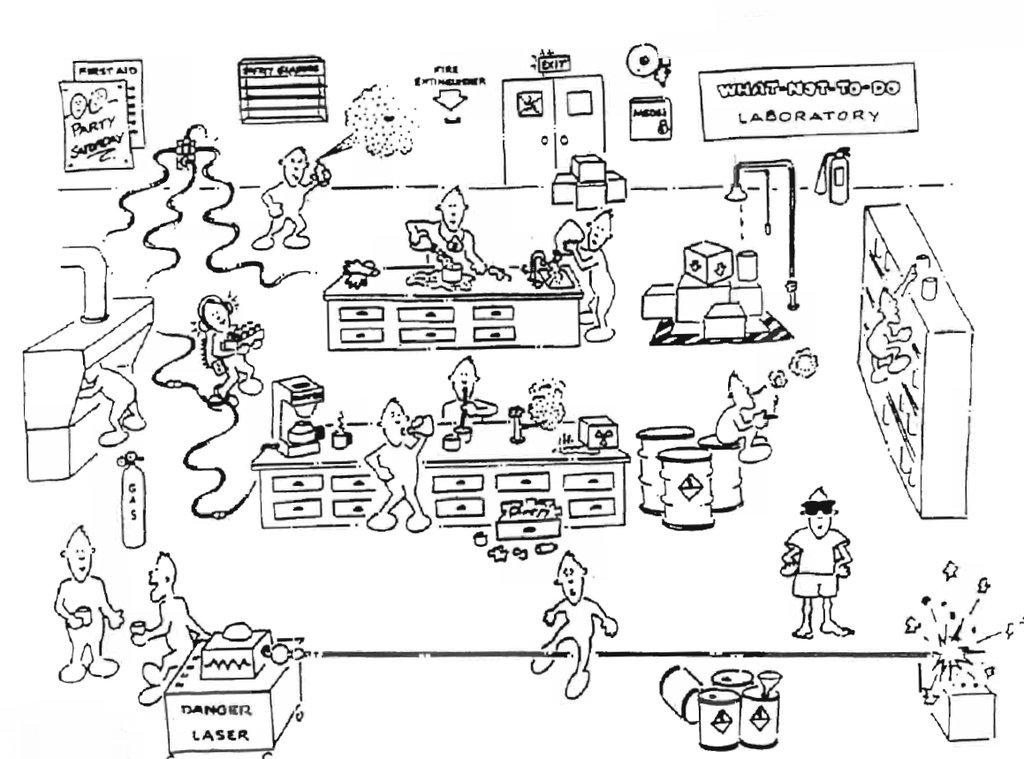 Hazards Workplace Worksheets