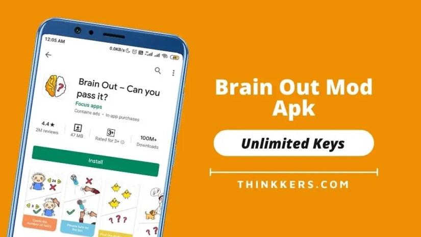 Brain Out Mod Apk