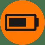 Professional battery life