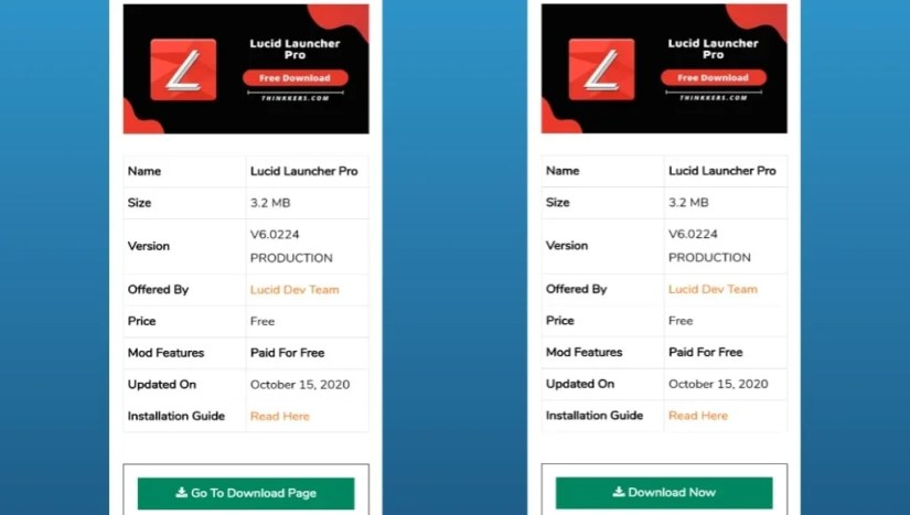 Lucid Pro Launcher