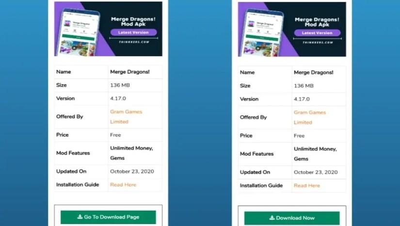 Merge Dragons Mod Apk Download