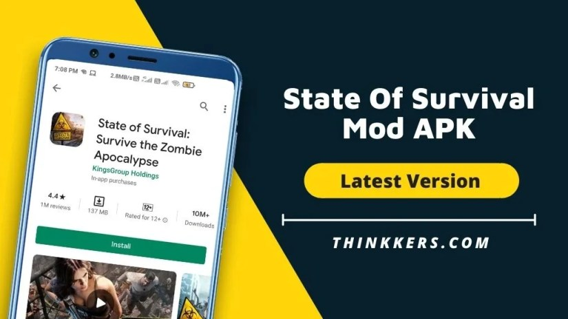 Survival Status Mod APK