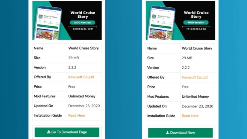 Download World Cruise Story Apk
