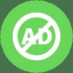 Ad-free interface