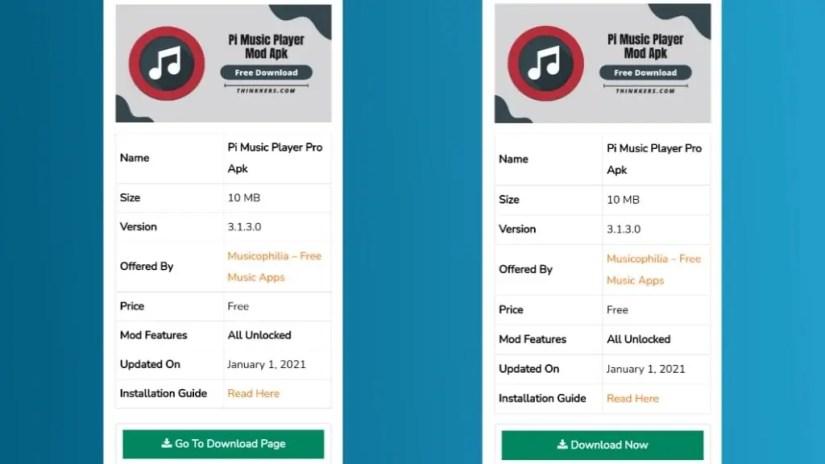 Pi Music Player Premium Mod Apk