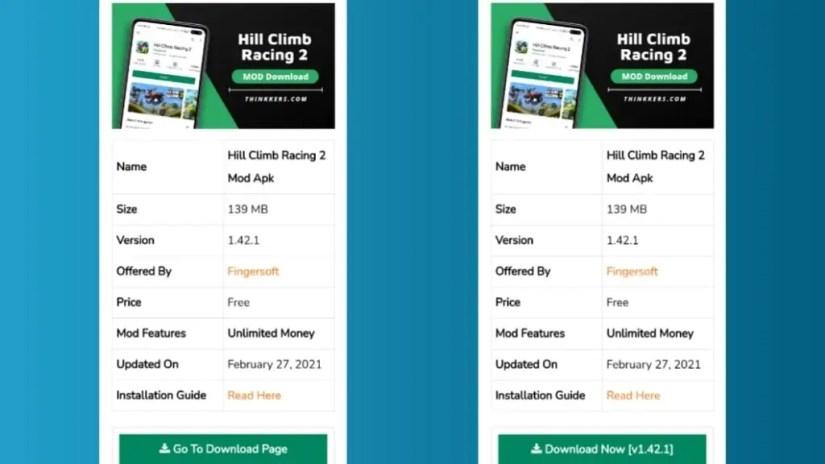 Hill Climb Racing 2 Mod Apk Download
