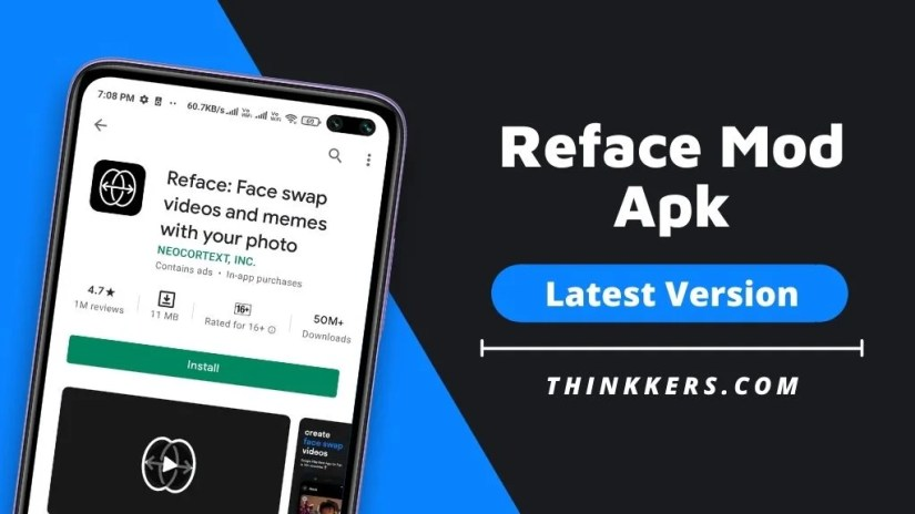Reface Mod Apk