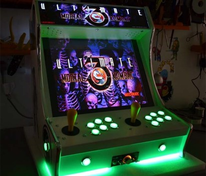 Image result for mini arcade systems