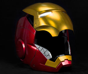 Iron Man Full Automatic Helmet