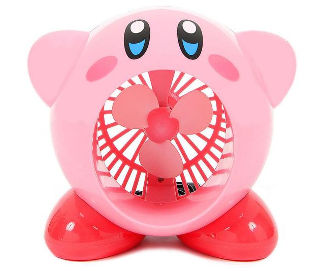 the kirby fan