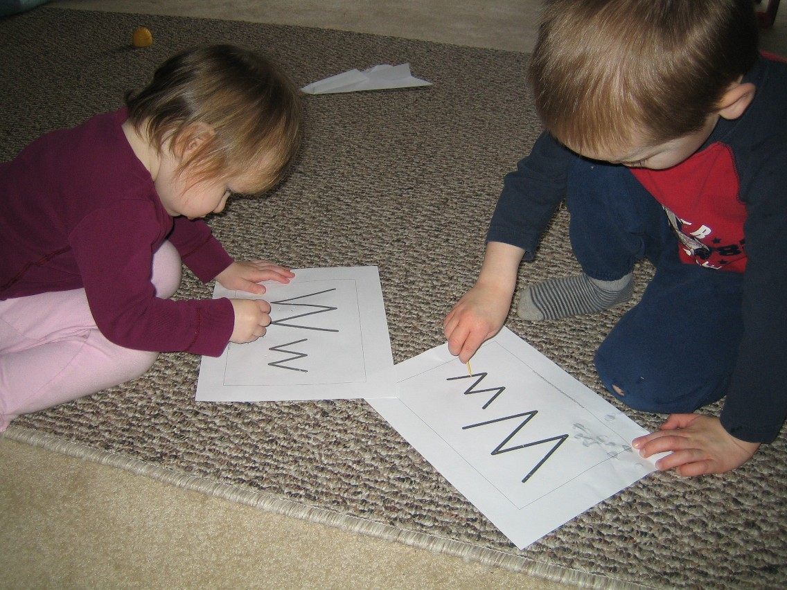W Is For Winter 3 Free Printables Included