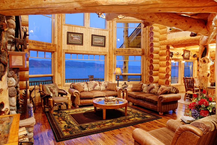 what you need to build a log home a