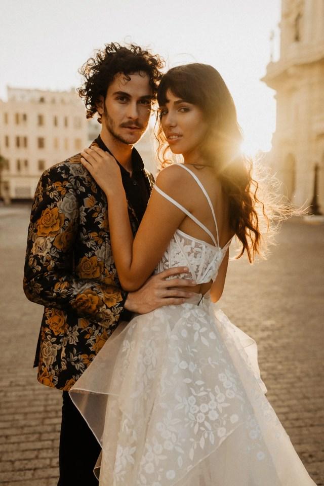 Havana Cuba couple session
