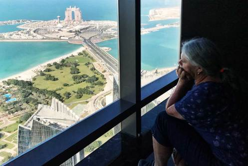 Etihad Towers Observation Deck at 300 | Compare Ticket & Tour Prices