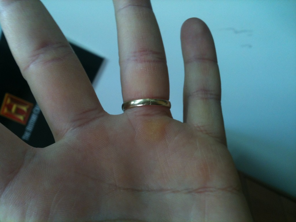 Image Result For Which Hand Do You Wear Your Wedding Ring On