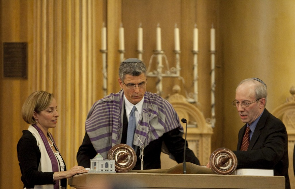 Image result for photos of obama speaking with rabbis