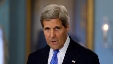John Kerry à Washington - 13 mai 2014 (Crédit : Jewel Samad/AFP)