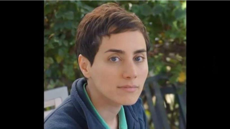 Image result for Mathematician Maryam Mirzakhani