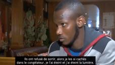 Capture d'écran Lassana Bathily (Crédit : capture d'écran I-Télé)