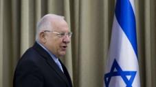 Reuven Rivlin  à la résidence présidentielle à  Jérusalem  le 22 mars 2015. (Crédit photo: Yonatan Sindel/Flash90)